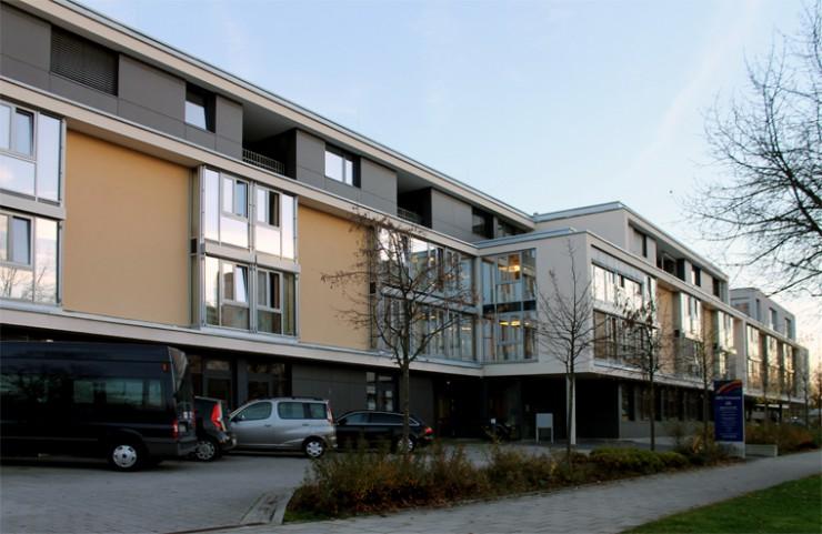 2. Bauabschnitt Pflegezentrum
