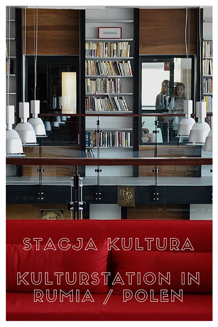 """Stacja Kultura – Kulturstation in Rumia"""