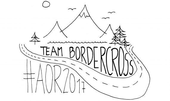 Logoentwurf für das Team BorderCross